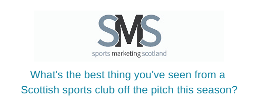 Sports Marketing Scotland Awards