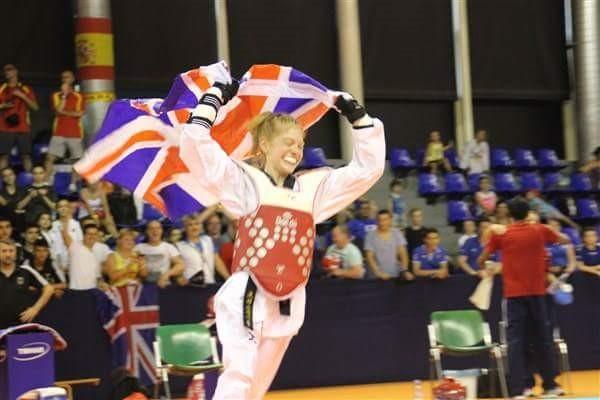 Jordyn Smith Taekwondo